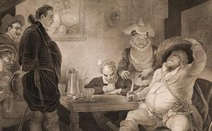 Shakespeare, los ingleses y el jerez