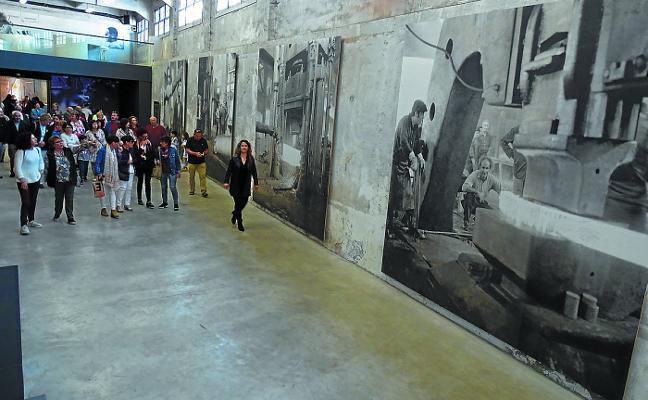 Legazpi, dentro de la ruta de la 'Semana Internacional de Turismo Industrial en Euskadi'