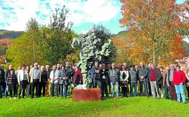 Ayuntamiento y Elkarbizi invitan a no olvidar el pasado y sus «dramáticas consecuencias»