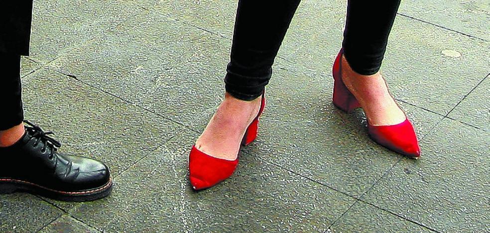 Lezo se teñirá de rojo por el Día Contra la Violencia sobre la mujer