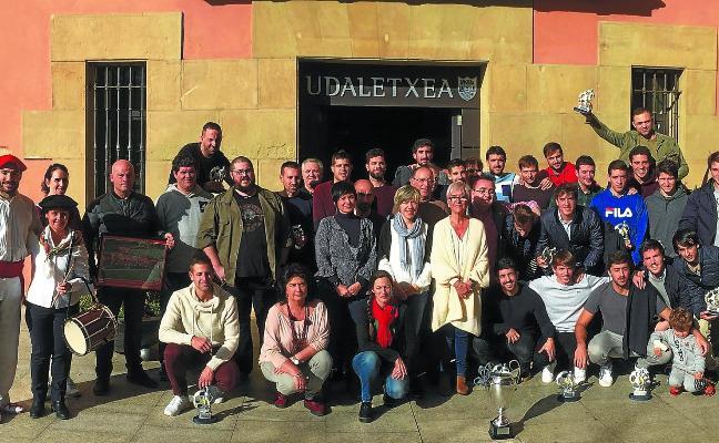 «El Pasaia Kirol Elkartea es un símbolo de identidad de Antxo»