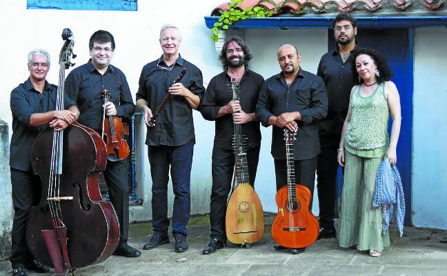 Fusión de música barroca y flamenco