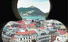 Escalera hacia el cielo de San Sebastián