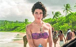 Los momentos felices de Amy Winehouse