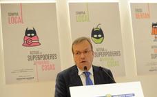 Retortillo no descarta a PP en la negociación presupuestaria, pero sería «quizá mejor» acordar con EH Bildu o Podemos