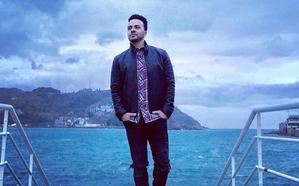 Luis Fonsi se «enamora» de San Sebastián