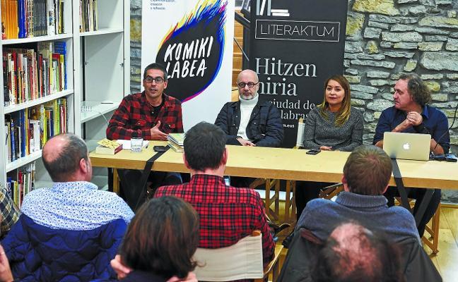David Trueba y Nacho Carretero abren hoy una intensa edición de Literaktum