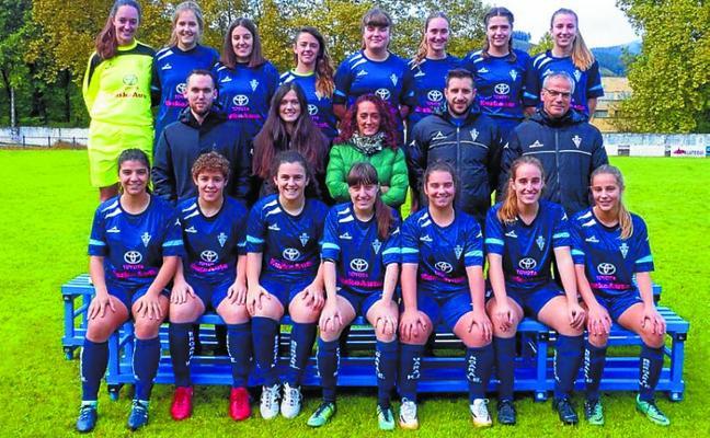 Primera victoria de la temporada del División de Honor femenino