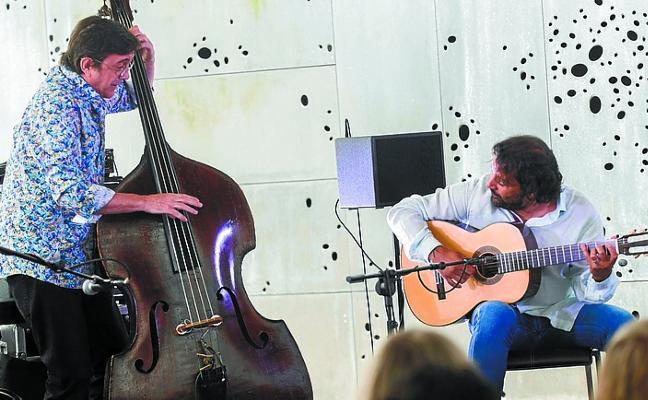 Javier Colina y Josemi Carmona acercan jazz y flamenco