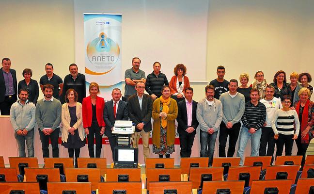 El programa Aneto llega a centros educativos de la comarca