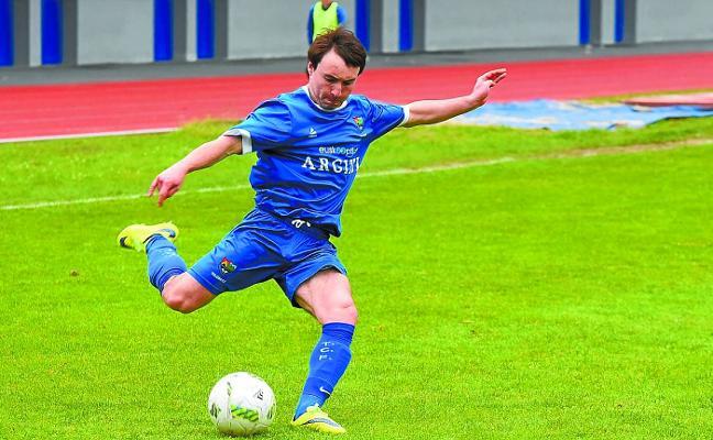 El Tolosa CF de División de Honor Regional, en su mejor momento