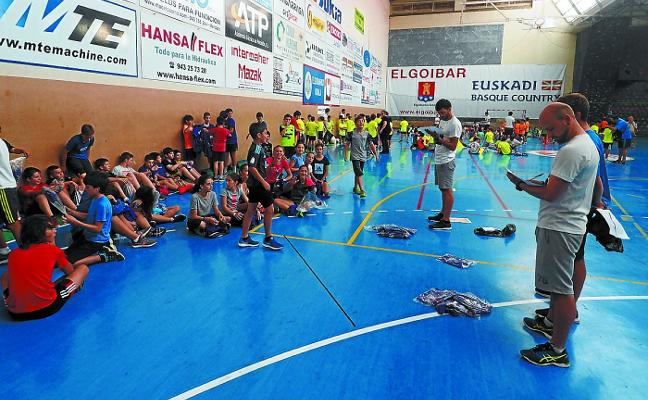 Elgoibar obtiene el premio Villa Europea del Deporte 2019