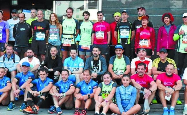 Raúl Gómez, el mejor local en la 54 Behobia - Donostia