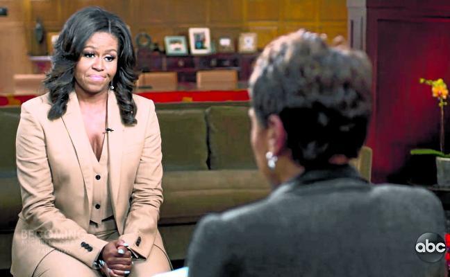 Con todos ustedes... Michelle