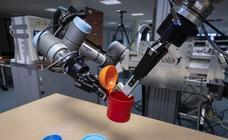 EEUU 'ficha' un robot de Tecnalia