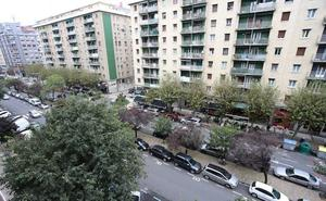 El Ayuntamiento de San Sebastián estudia peatonalizar tres calles del barrio de Amara