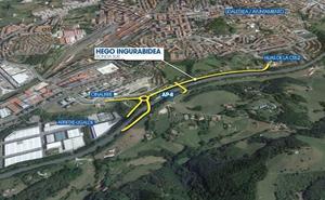 La Diputación destina 6 millones a Irun para que construya la Ronda Sur