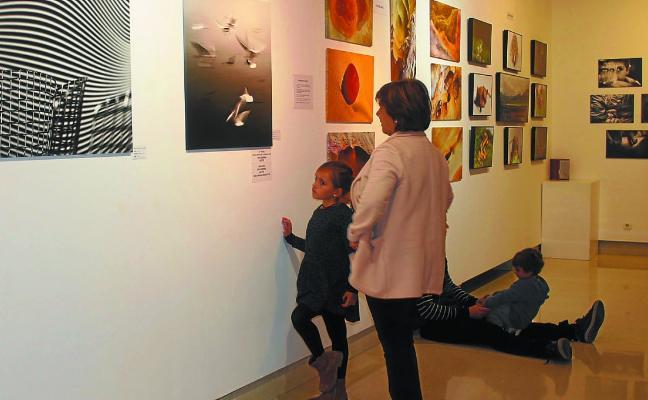 Gran exposición fotográfica en Biteri de Foto Forum Hernani