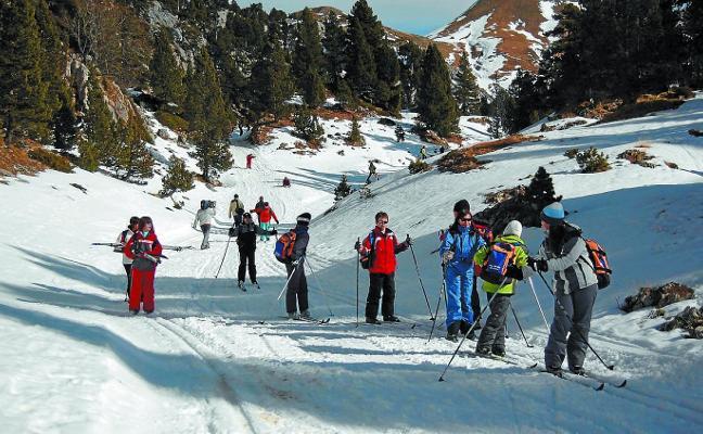 Escolares de la comarca participarán en la XXXV Semana Blanca