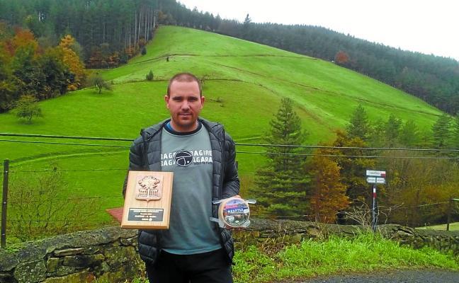 El queso de Makatza, subcampeón en Gernika