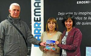 Harreman sorteará cuatro cestas en las funciones de zarzuela del Amaia