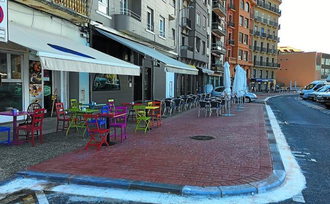 El Ayuntamiento contempla eliminar más plazas de parking en Sagüés