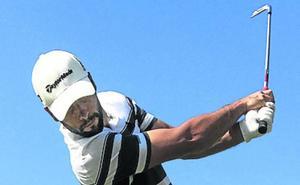 Adrián Otaegui: «Tengo esta semana para mejorar un buen año»
