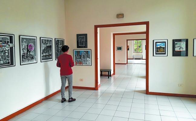 La XXVI Muestra Internacional de Fotografía, en Sanz Enea
