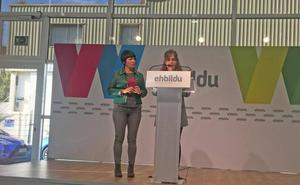 EH Bildu advierte al Gobierno Vasco de que una prórroga presupuestaria sería un «fracaso»