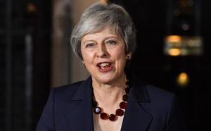 El Gobierno británico respalda dividido el acuerdo del 'brexit'