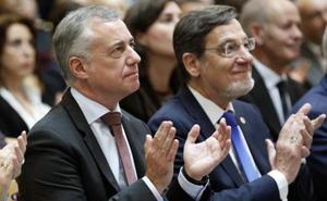 El PNV y EH Bildu censuran las críticas de Ibarra a su acuerdo sobre el nuevo estatus