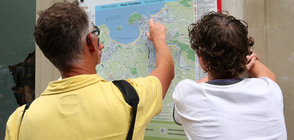 Donostia saca un notable como destino inteligente, pero cojea en accesibilidad