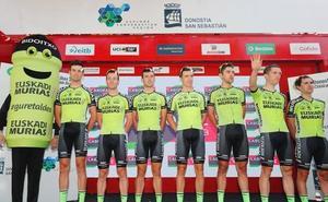 Euskadi-Murias anuncia una plantilla de 20 ciclistas para 2019