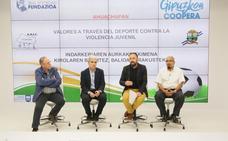 Gipuzkoa y la Real fomentan un proyecto para prevenir la violencia juvenil en El Salvador