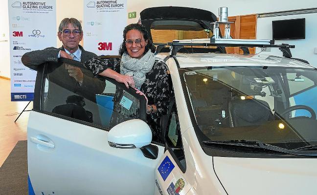 Gipuzkoa se abre hueco en el desarrollo del coche autónomo