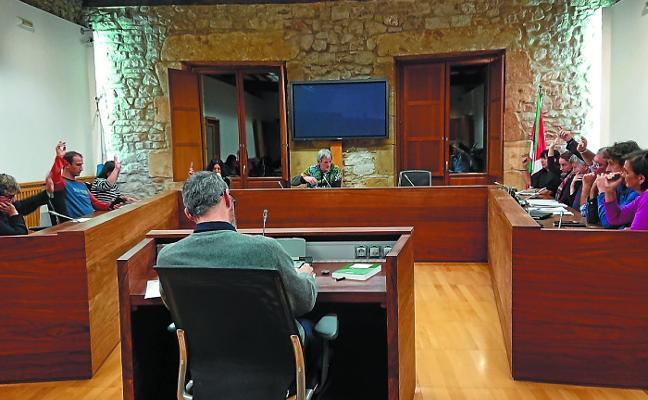 El edificio Erkibe pasará a ser propiedad del Ayuntamiento