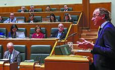 El PP da un portazo al Presupuesto al ratificar PNV y EH Bildu su pacto para el nuevo estatus