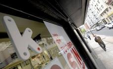Ratifican la condena a Kutxabank por cobrar dos euros por ingresos en efectivo
