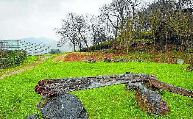 Usabal se ampliará con una zona de ocio, un paseo junto al río y un circuito de 'pumptrack'