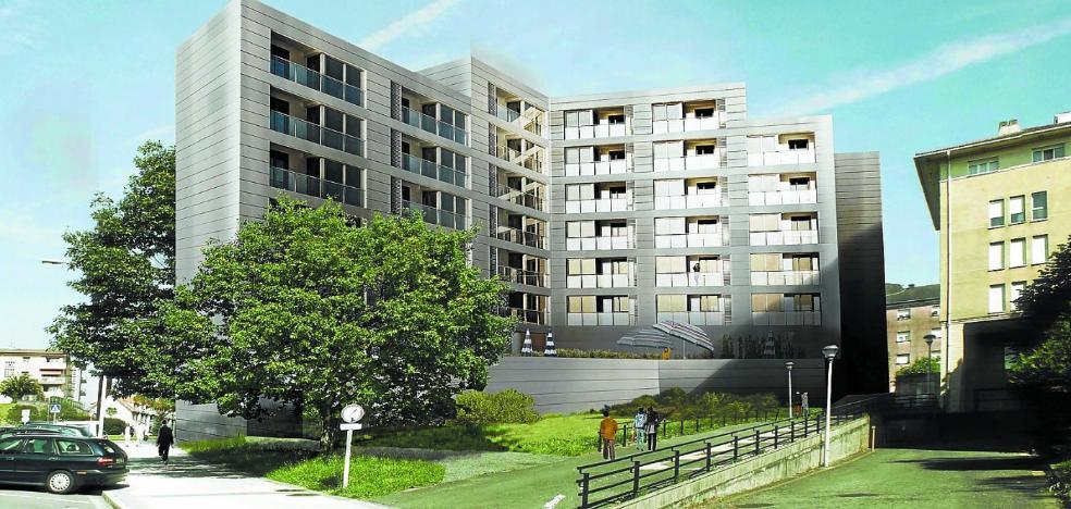 Los 55 apartamentos para personas mayores de Mons estarán construidos dentro de un año