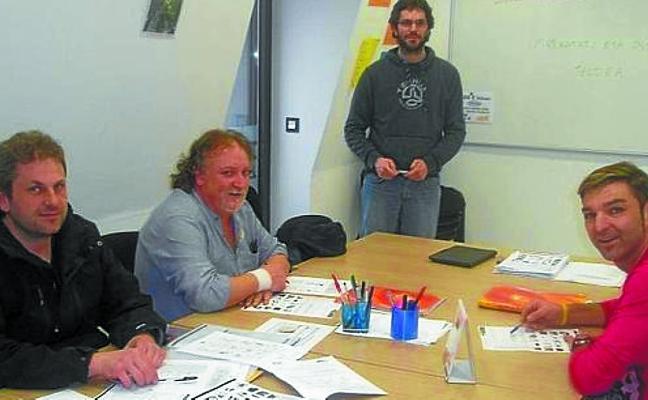 Clases de euskera para comerciantes, hosteleros y trabajadores de empresas