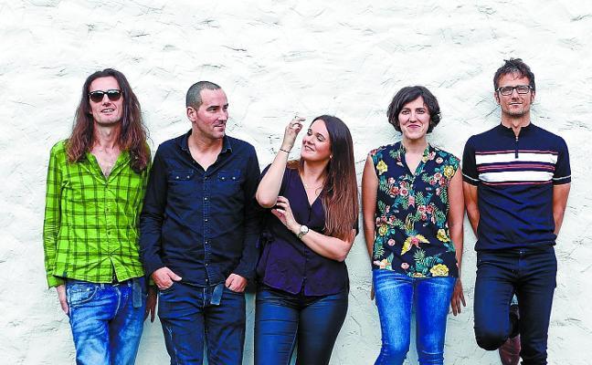 Tenpora presenta hoy en Seminarixoa su segundo álbum 'Itzulika'