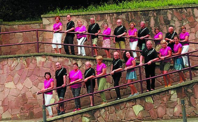 San Pedro Abesbatza actuará hoy en el Otoño Coral Villa de Bembibre de Bierzo