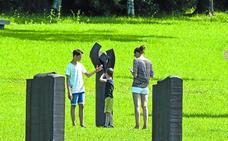 La obra de Chillida vive un nuevo impulso internacional a la espera de la reapertura de Chillida-Leku