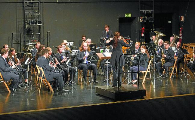 La Banda de Música celebra mañana la festividad de Santa Cecilia