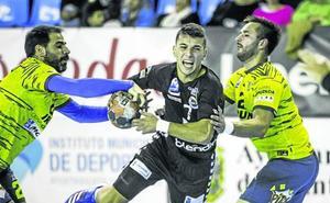 Seis goles en media hora hunden al Bidasoa-Irun