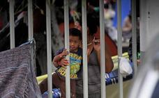 El alcalde de Tijuana pide la expulsión de la caravana migrante