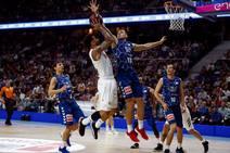 Real Madrid - Gipuzkoa Basket en imágenes
