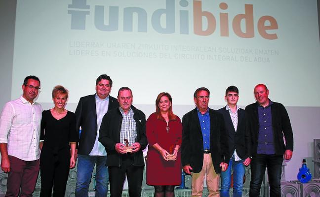 La empresa Fundibide celebra su treinta aniversario