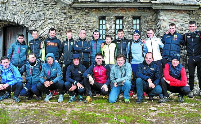 Jon Odriozola quiere que Euskadi-Murias siga siendo «un equipo con alma»